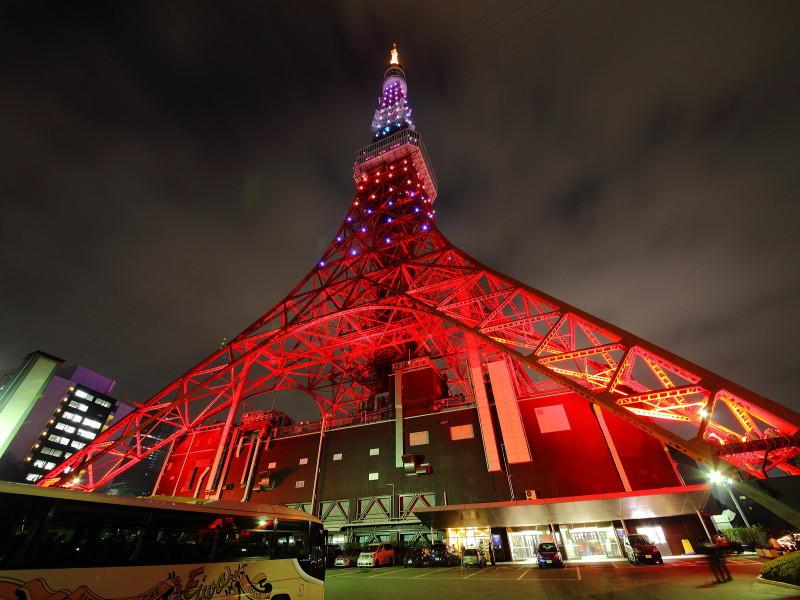 上京しませんか?東京タワー